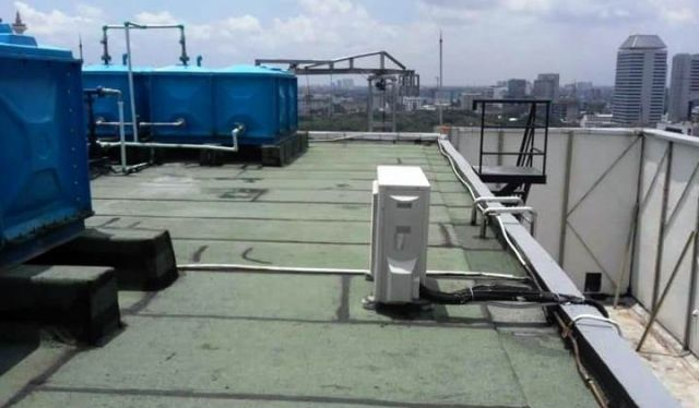 Waterproofing Membran